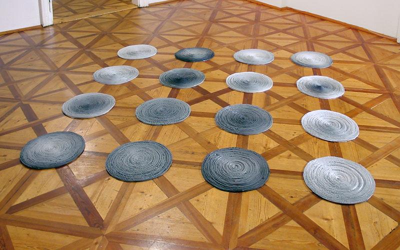 Time spirals @ Galerie 3 Klagenfurt 2007