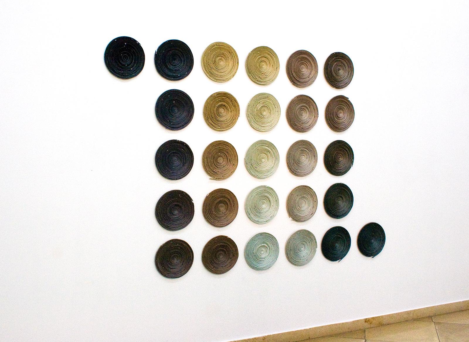 mud @ artmark gallery VIenna 2009