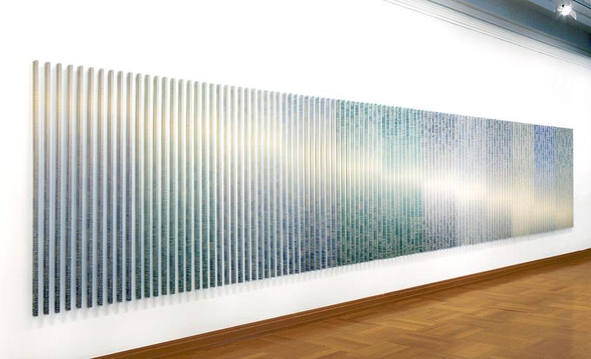 charts @ Palais Liechtenstein, Feldkirch 2010. Foto: Keckeis