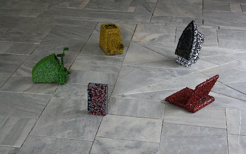 family @ Bildhauerhaus [kunstwerk]krastal 2010
