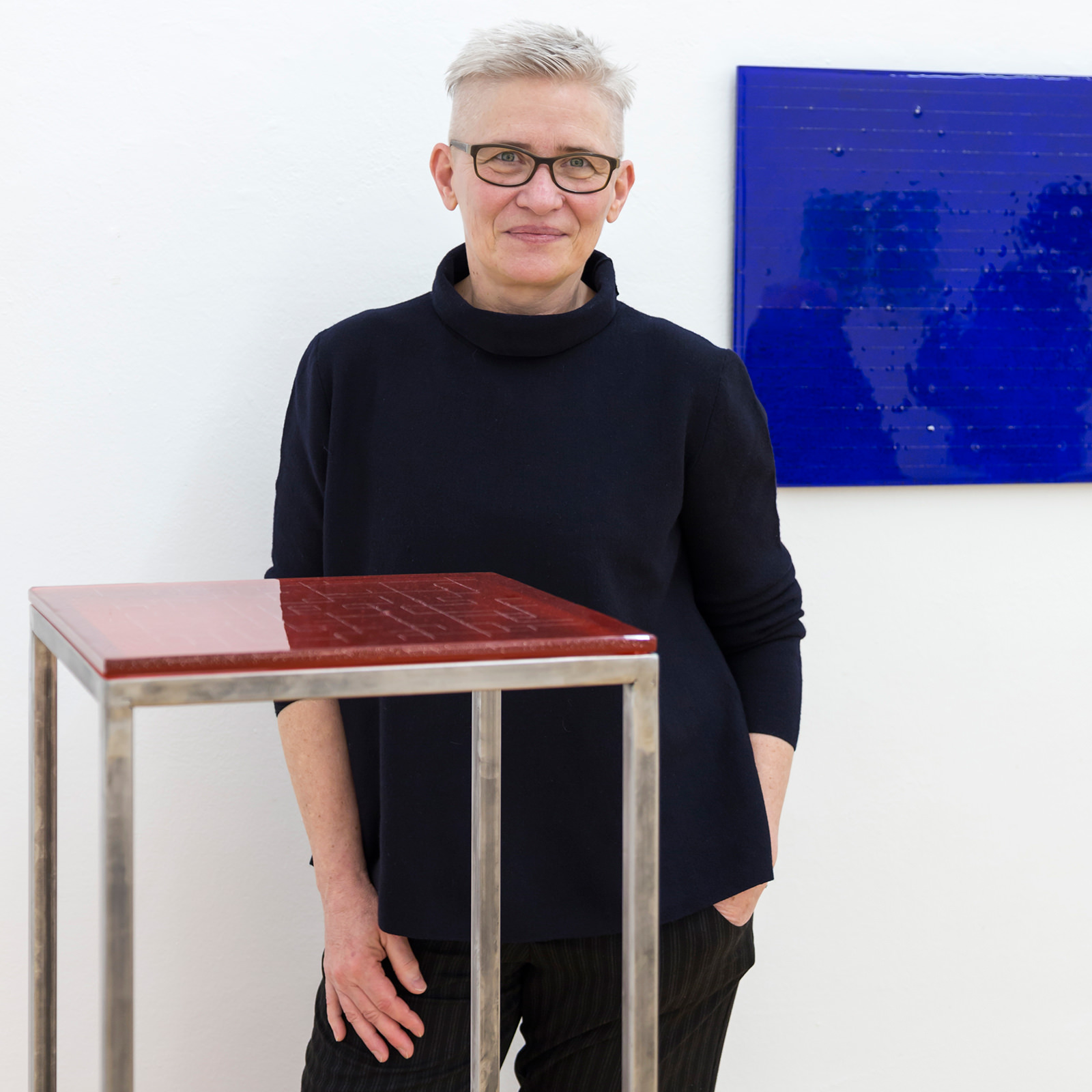 Barbara Höller 2018 im NOEDOK St.Pölten by Sonja Dürnberger