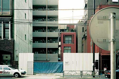 Tokio Gap 06, 1996, C-print, 30 x 40 cm