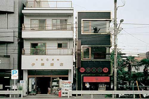 Tokio Gap 15, 1996, C-print, 30 x 40 cm