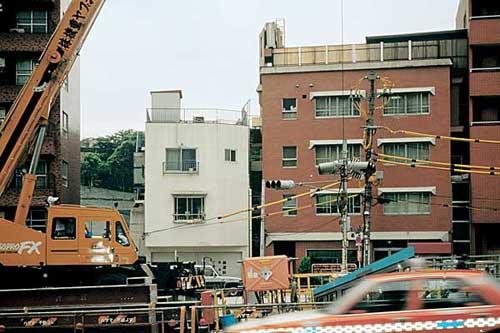 Tokio Gap 20, 1996, C-print, 30 x 40 cm