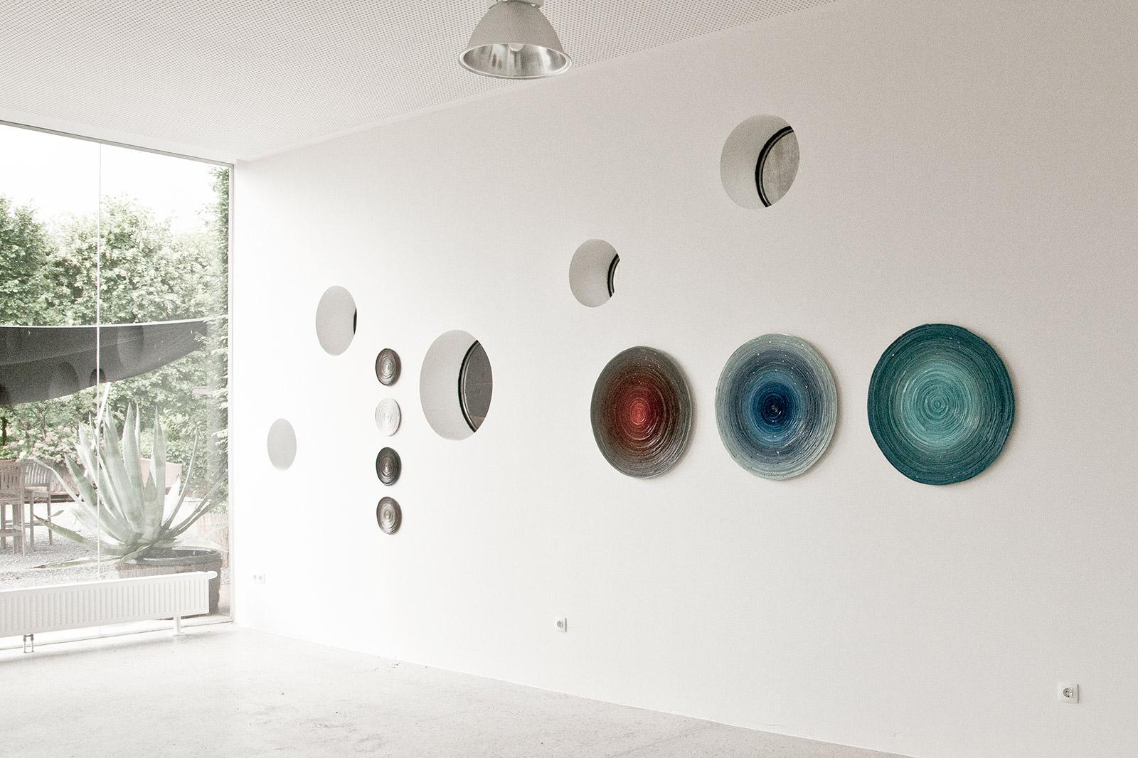 Spiralen, 2013 @ Landschaftsarchitektur Halbartschlager, Sierning (AT)