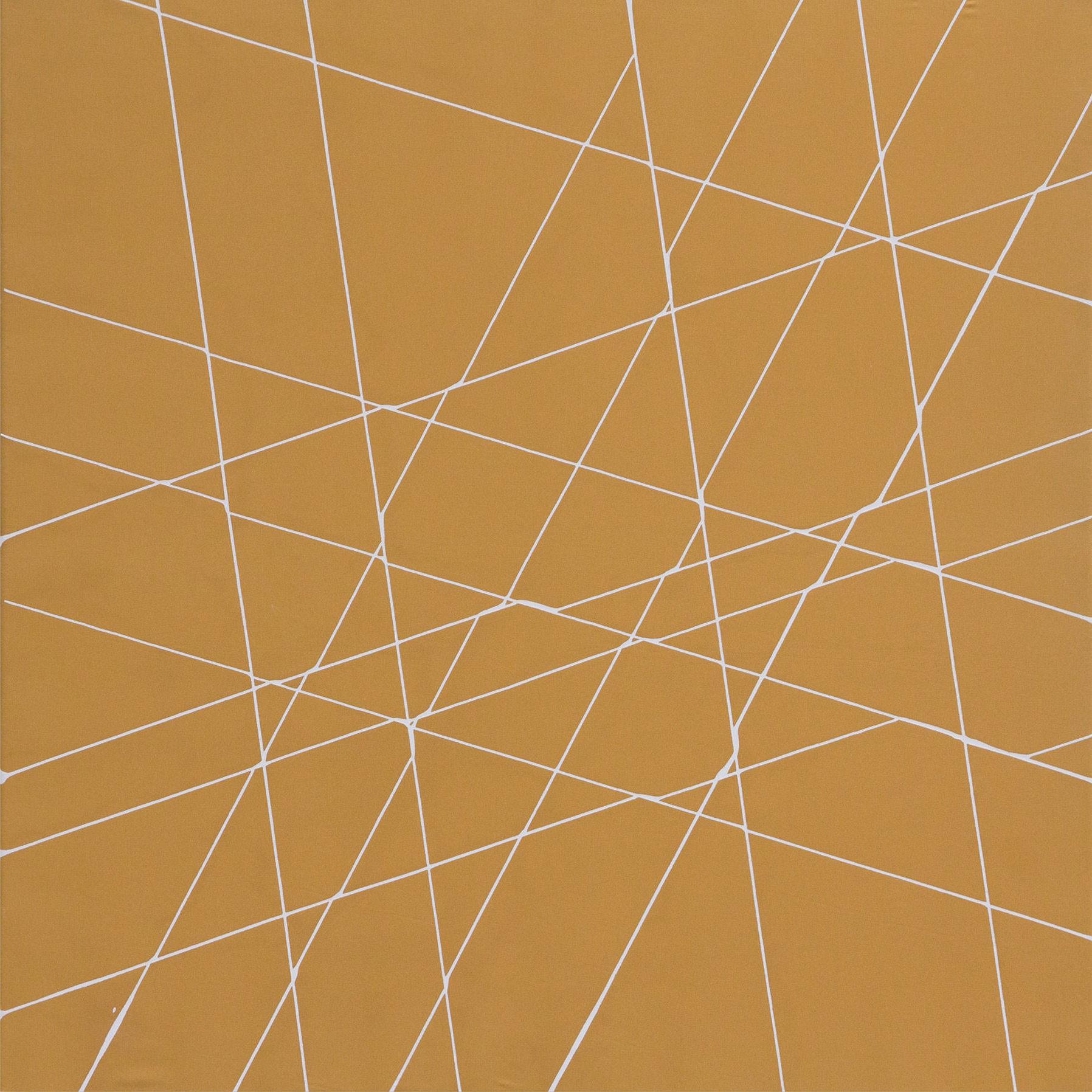 Trail 06, 2016, Acryllack auf Polyester, 70 x 70 cm