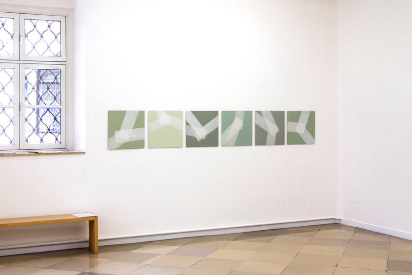 series corner @ artmark gallery Vienna 2017