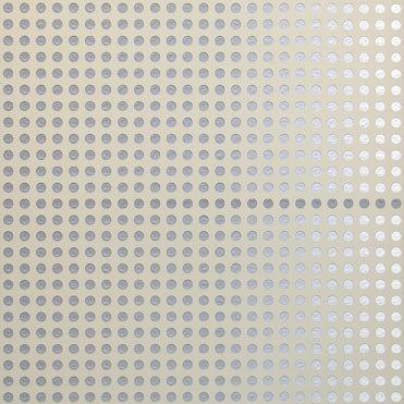 CROSSING 2003, acrylic in woodplate, 100 x 100 cm