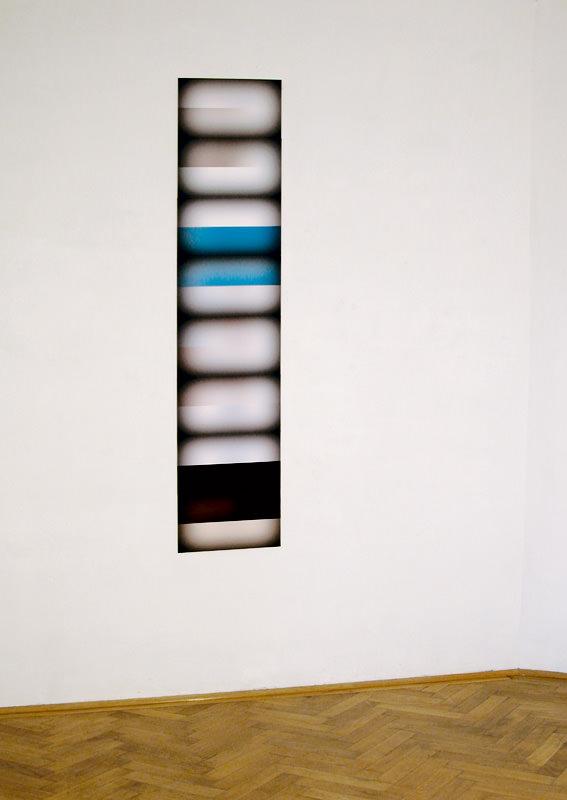 Linked 01 Mumok Wien Inkjetprint auf Papier, achtteilig @Forum Schloß Wolkersdorf 2004