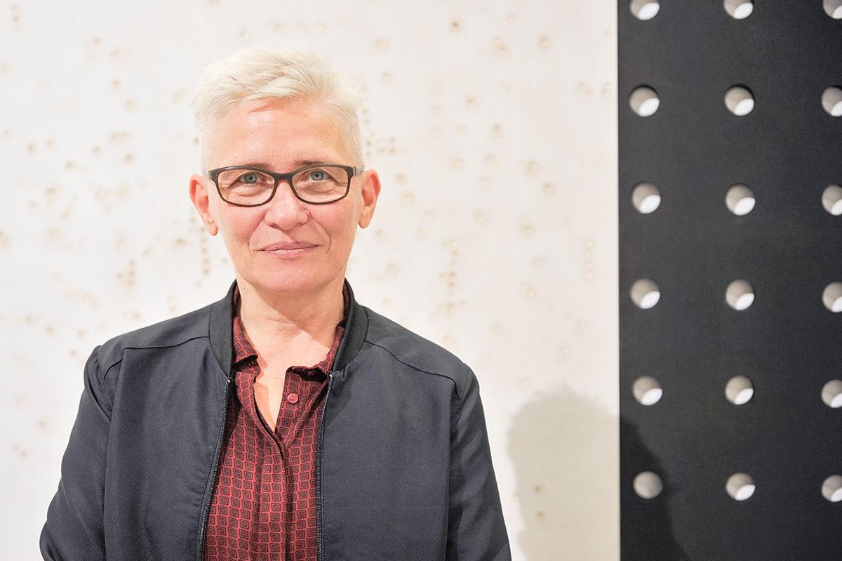 Barbara Höller, 2018, Foto: Eva Krauthaker